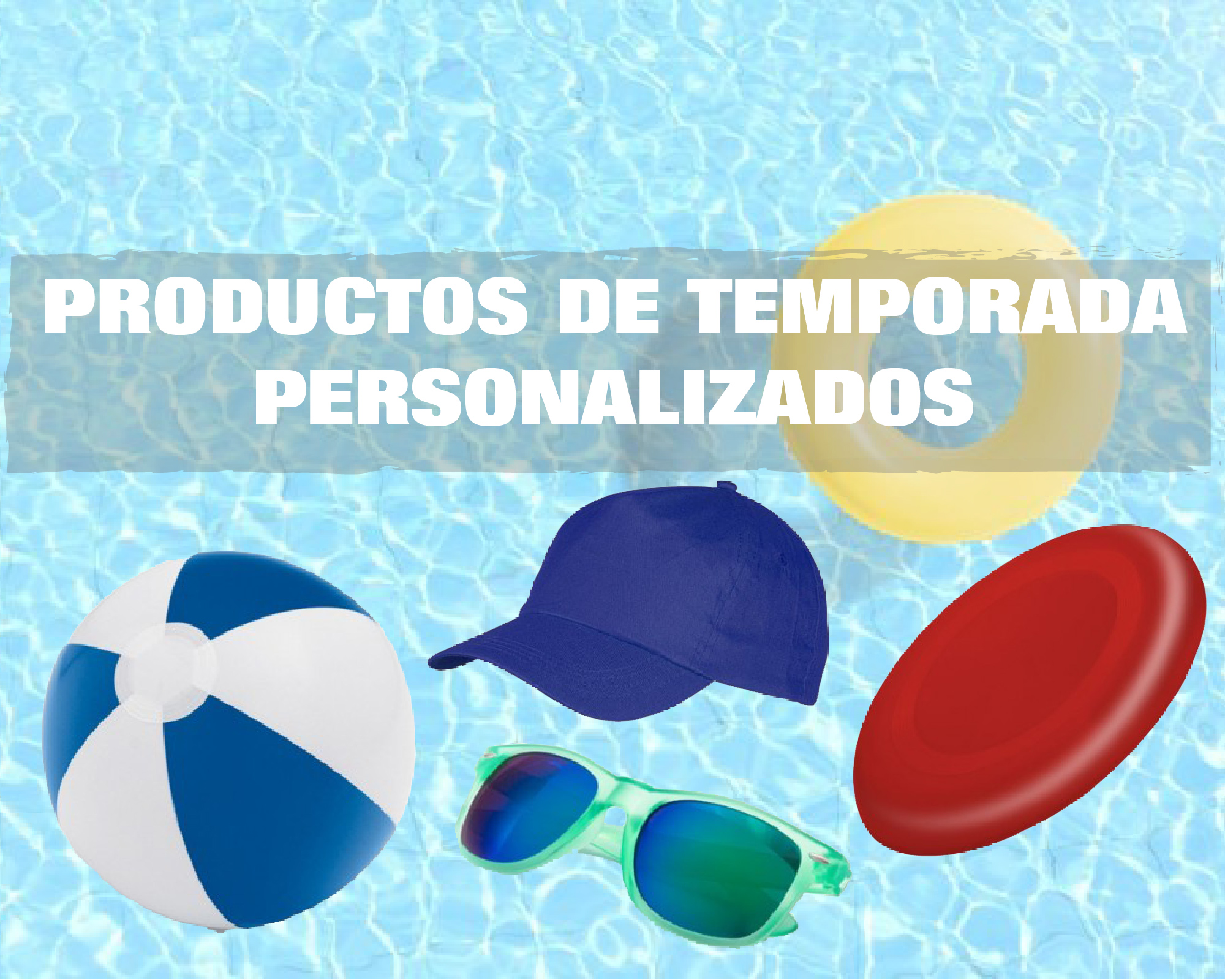 accesorios publicitarios para verano