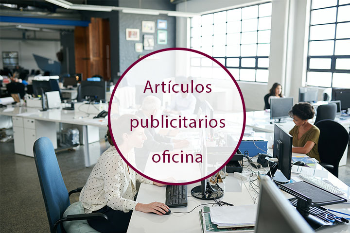 artículos publicitarios oficina