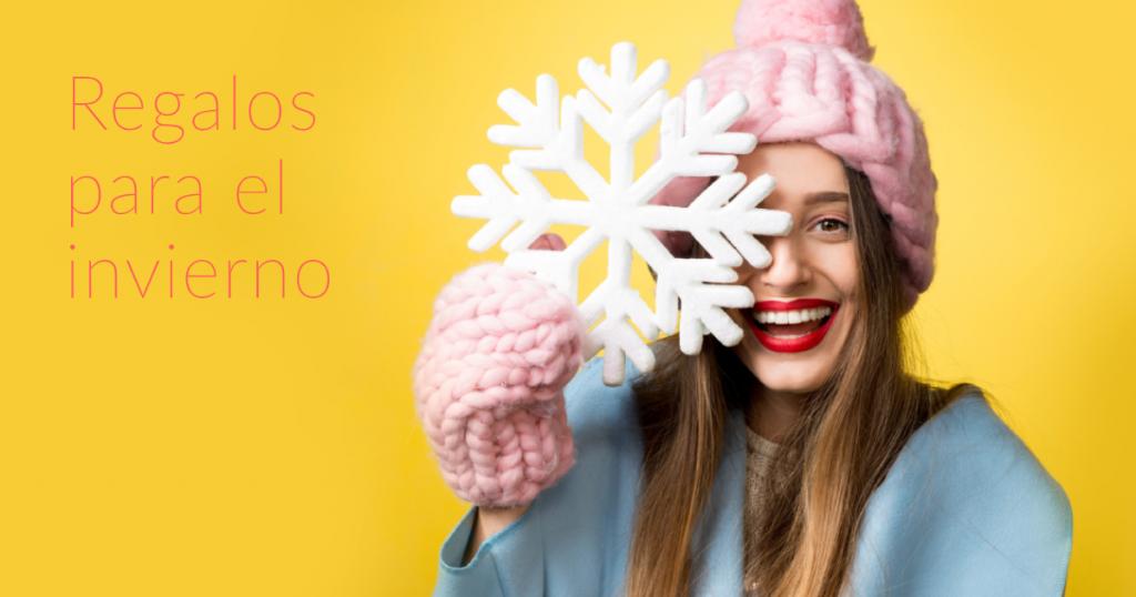 Regalos promocionales para el invierno